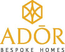 ADŌR HOMES Logo